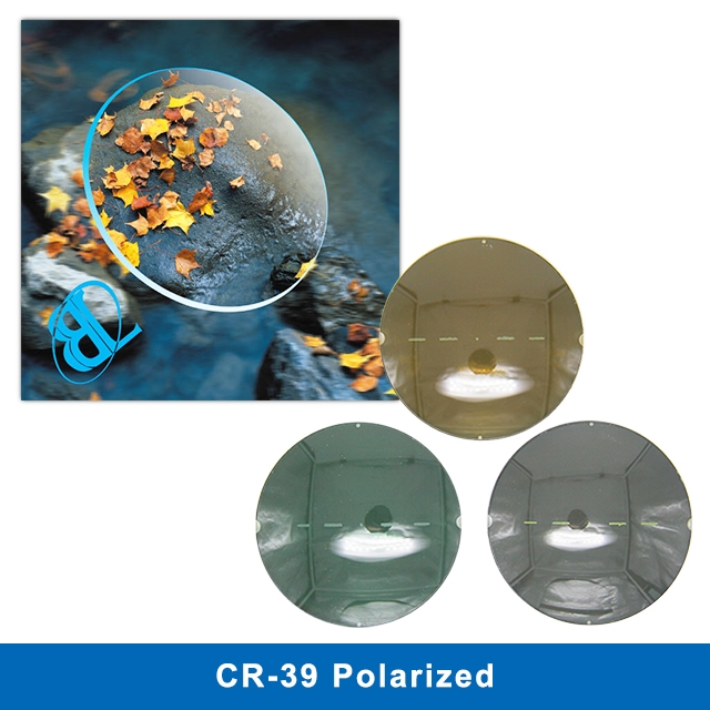 CR39 SF SV Polarized Lens