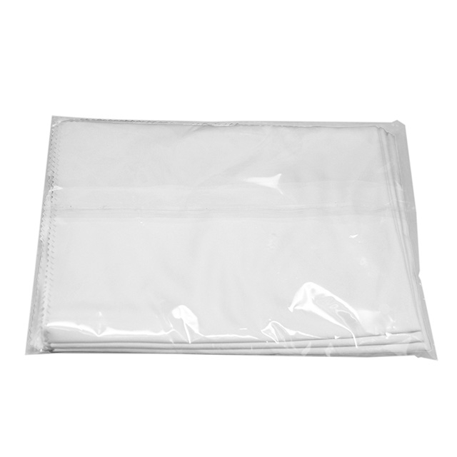 30x40cm Large Size Microfabric Plain Cleaning Cloth